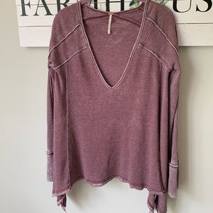 Free people xs thermal top excellent